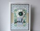 Smile Handmade Card