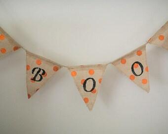 Halloween Banner, Halloween, Halloween Decorations, Halloween Decor, Boo Banner, Boo Decoration