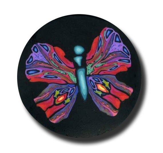 Summer Night Butterfly