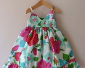 CLEARANCE!! 18 inch Doll Maxi Dress featuring Jennifer Paganelli's Eloise in  Sky Ready to Ship