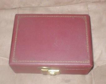 Vintage THORENS Musical Jewelry Box Made in Switzerland