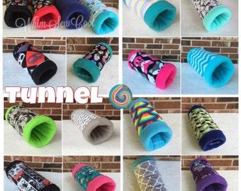 CUSTOM Tunnel- you choose the fabrics! (NEW choices added!)