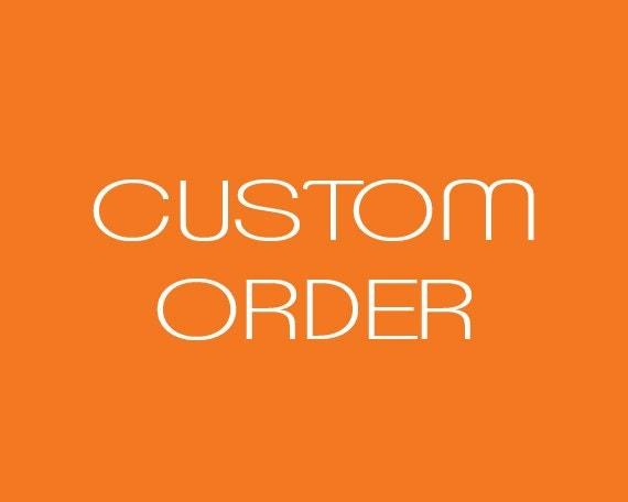 Custom Ordering (sandraurlin)