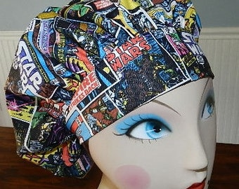 Starwars  Banded Bouffant Surgical Cap