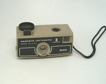 VINTAGE KODAK Hawkeye II 126 Film Camera