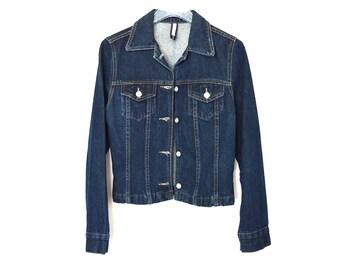 90's Denim Jacket Denim size - M