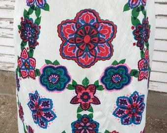 Alfred Shaheen Sheath Dress