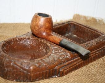 Vintage Smoking Pipe - Cortina - item #1209