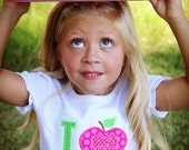 Back To School I LOVE Pre-School, Kindergarten, First Grade Shirt Outfit