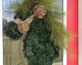Equestrian Horse Silhouette Wreath