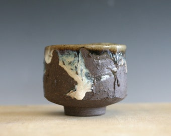 Yunomi, Tea Cup, handmade ceramic tea cup, pottery cup, wheel thrown, ceramics and pottery, cup by Kazem Arshi