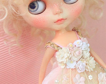 Blythe Fairy flowers Dress
