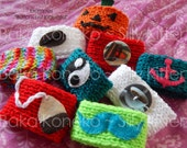 Design Your Own Knitted Cup Cozy (Many Options!)