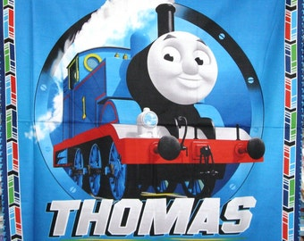 Thomas The Tank Engine Train Fast Friends Cartoon Cotton Fabric By The Panel