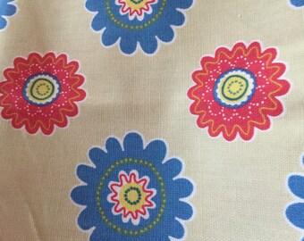 HS Dharma floral fabric
