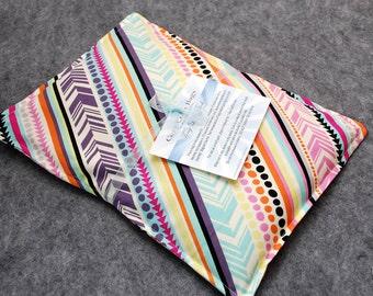 Heating Pad Corn Bag Microwavable - This Way, Large Pillow 10 x 14