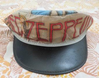 LED ZEPPELIN 80s painters cap HAT