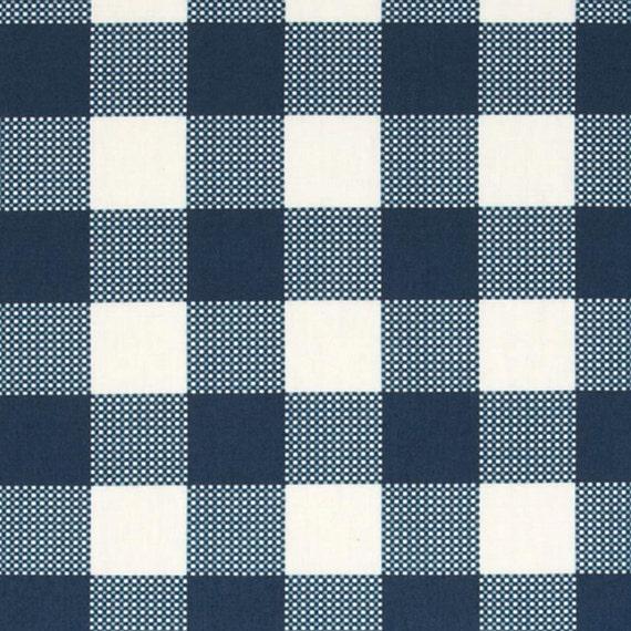 Gingham Crib Skirt 110