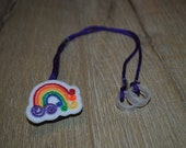Rainbow - Hearing Aid Cord or Cochlear Implant Cord