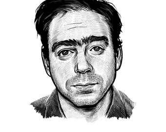 Jason Molina Print