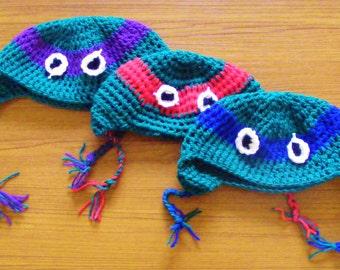 Childrens Teenage Mutant Ninja Turtles Beannie