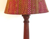 Antique wood and marble table lamp, vintage desk lamp,  traditional, vintage lighting
