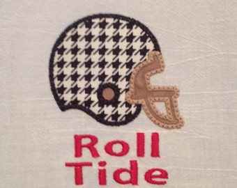 SPORTS, Wholesale, absorbent towel, football, Alabama, Auburn, LSU, Florida, Georgia, Clemson, made in the USA, hostess gift, roll tide,