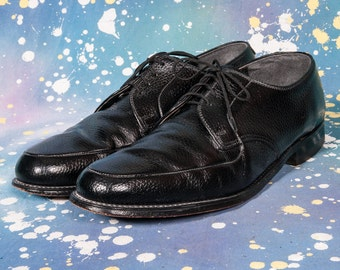 Black Dress Shoes Men's Wide Size 10 EEE
