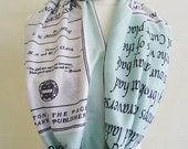 Anne Of Green Gables Literature Infinity Scarf