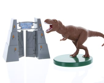 Jurassic World Cake Topper Cake Kit Decorations Dinosaur