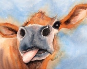 Gertie- limited edition fine art giclee print