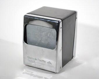 Vintage Industrial Napkin Dispenser Holder