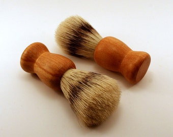 Boar Bristle Shaving Brush with Wood Handle