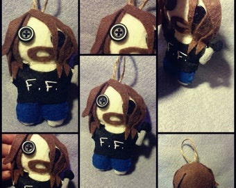 Dave Grohl Foo Fighters Ornament!