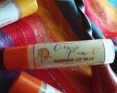 Circus Peanut - Handcrafted Lip Balm