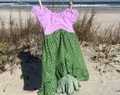 Everyday Princess Dress - Inspired by the Mermaid Princess