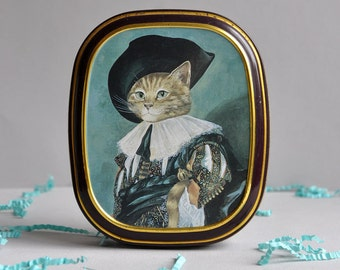 Bentley's of London - The Cat Gallery Tin Collection of 7 - Choice of 2