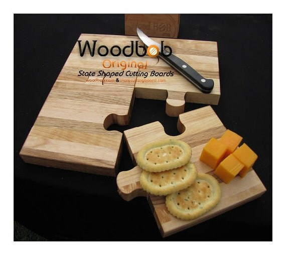 Puzzle personalized cutting board cutting boards wood best cutting board wooden cutting board cutting board personalized engraved gifts