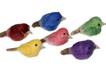 24 pc 1 Inch Craft Bird (Mini Mimi)