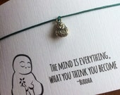 Buddha...Wish String Bracelet...
