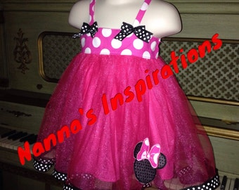Custom minnie  Dress