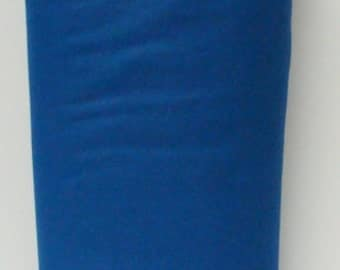 Deep Blue Sea 20% Merino Wool Felt Blend Fabric By the Yard from Woolhearts