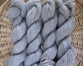 wool - alpaca yarn natural color