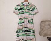Size 12 Vintage Dress