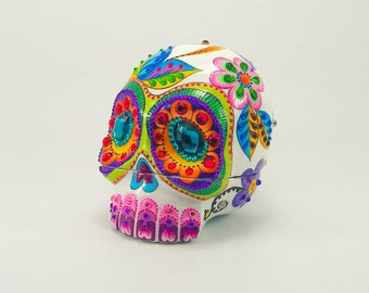 Skull Wedding ring box handmade collections