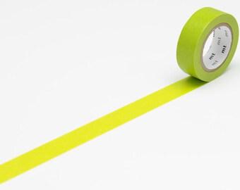 Washi Masking Tape · hellgrün 15mm