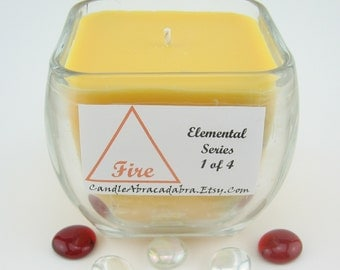 Elemental Series Soy Container Candle (Single Candle)