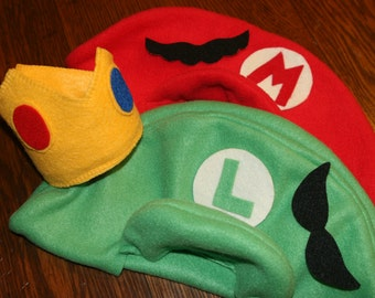 Mario Bros Photo Booth Party Pack