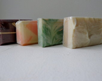 Pick 10 Artisan Soap Bars **Free Shipping**