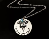 BSN Bachelor of Science Nursing Personalized BSn rn  Nurse Necklace - RN -Bsn Necklace - Nurse Gift - Nursing Graduation -RN -Bsn  Student